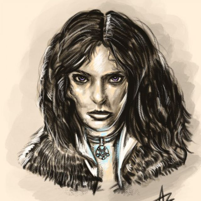 Йенифер (Ведьмак)