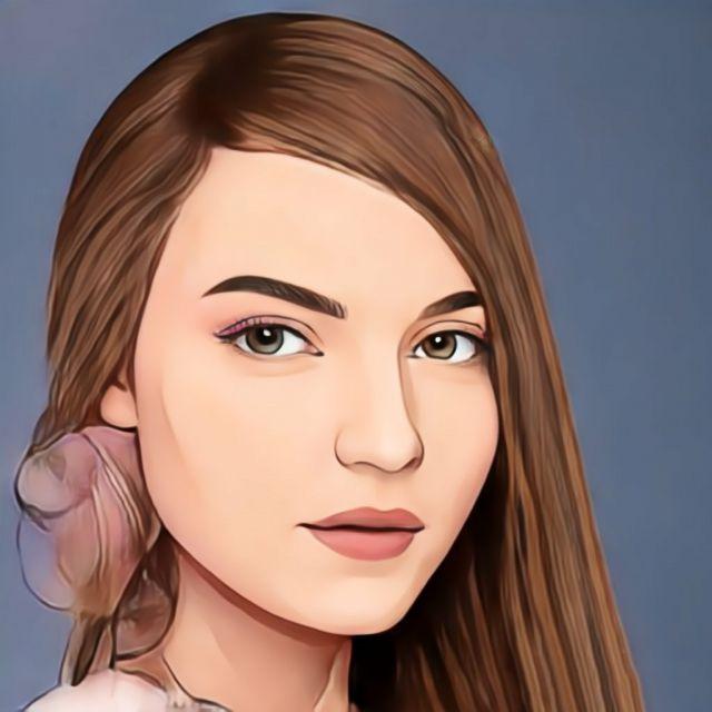 Создание мультяшного портрета