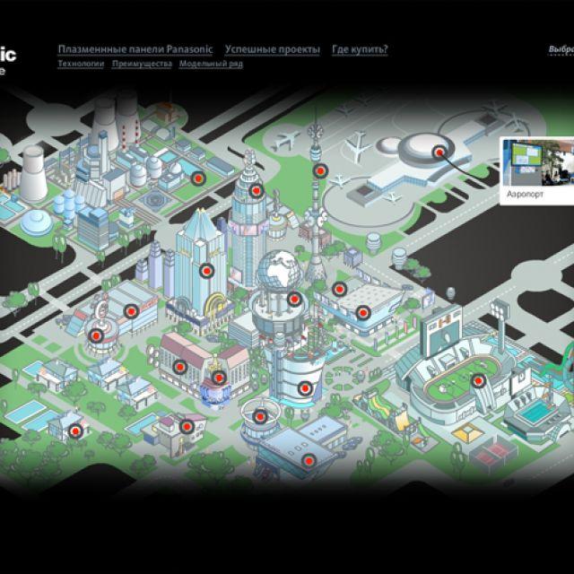 Panasonic Plazma - Сайт фирменных плазменных панелей Panasonic.