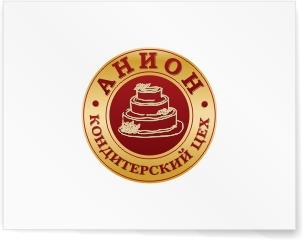 Логотип для кондитерского цеха