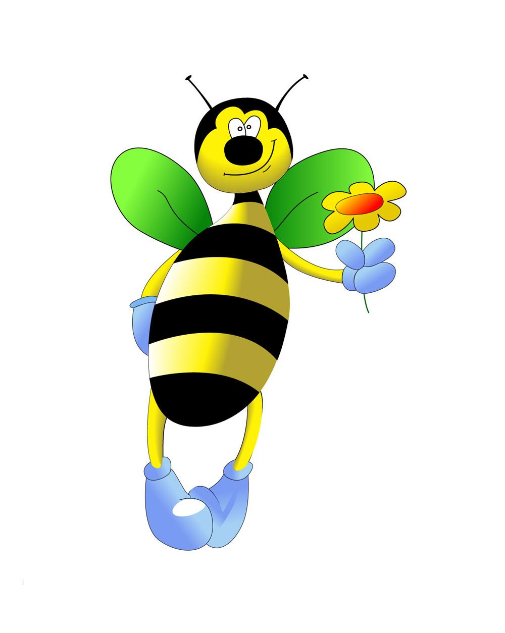 произвела большое картинка пчелы для игры блаженная прожила