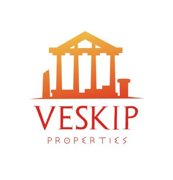 Логотип для агенства недвижимости Кипр