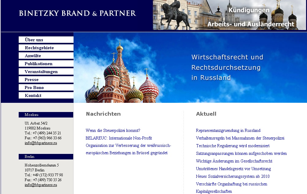 Binetzky brand & partners