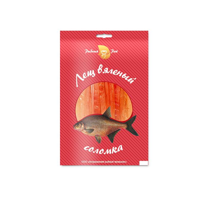 упаковка для рыбных палочек
