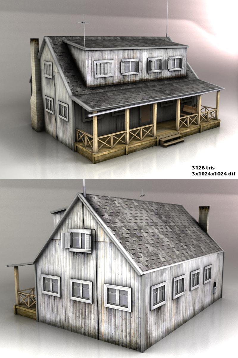 Фермерский домик