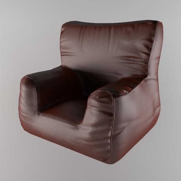 Бескаркасная мебель - Armchair