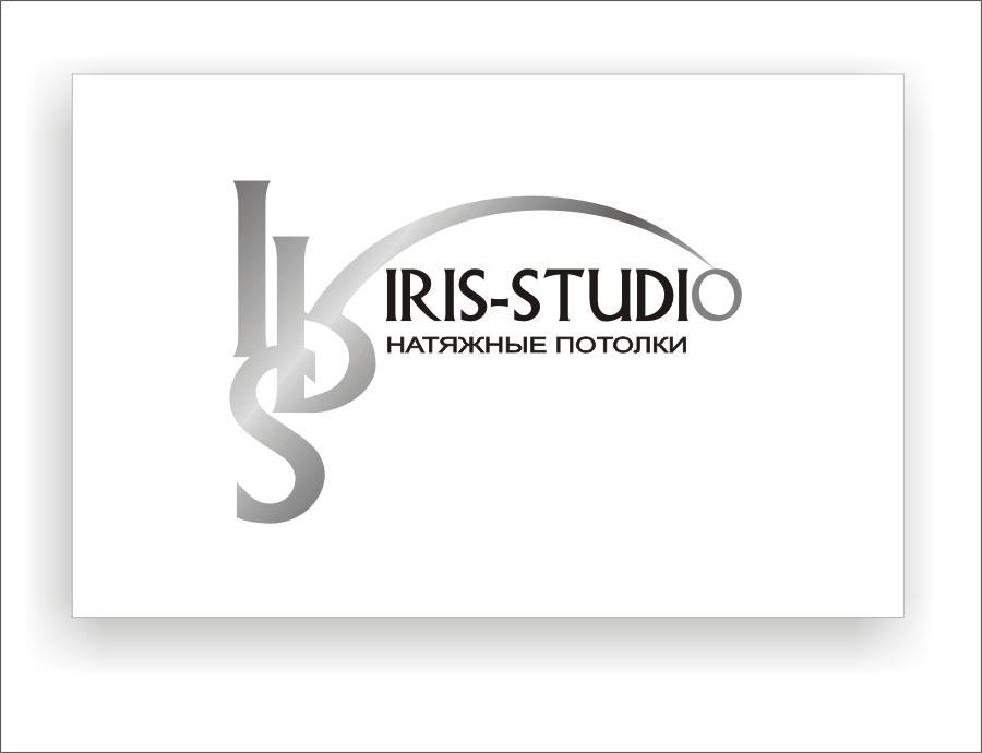 лого для компани ИРИС-студио