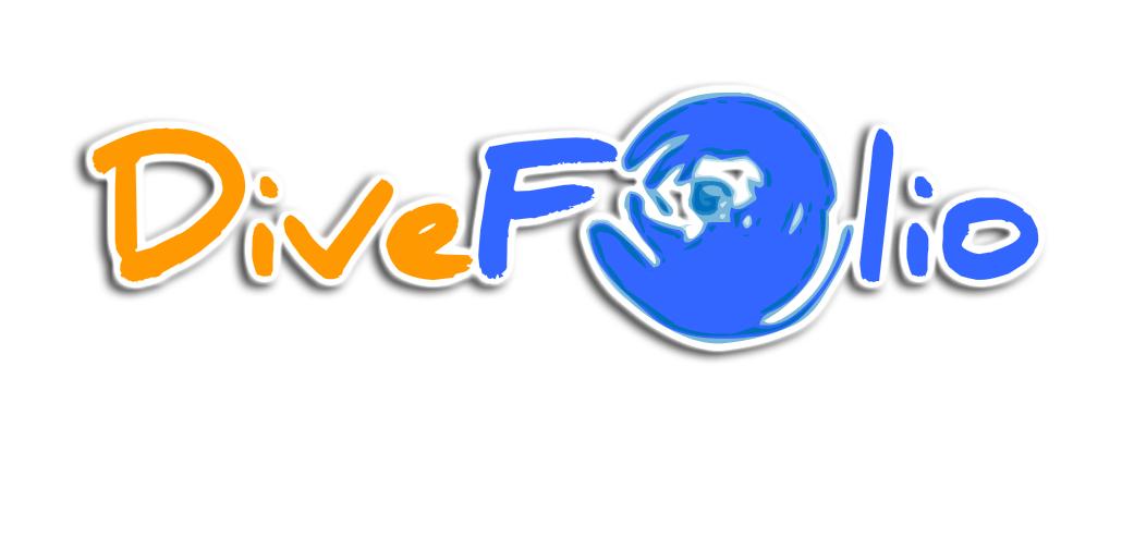 Divefolio logo
