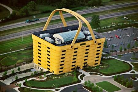 Самые причудливые здания мира (перевод с англ.)