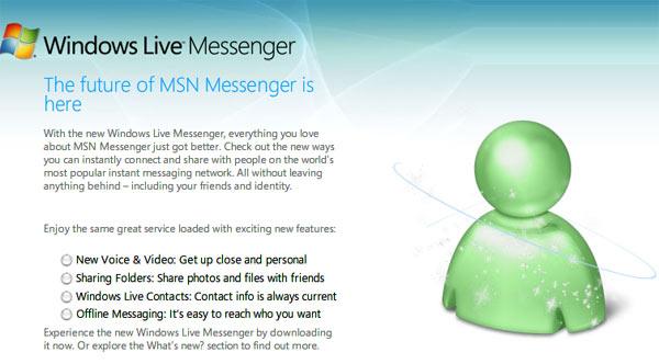 Перевод Windows Live Messenger с английского на татарский