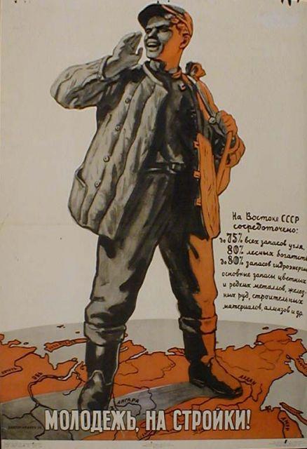 Молодежные движения в современной России