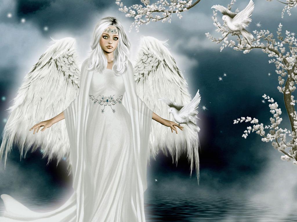 Мой ангел!