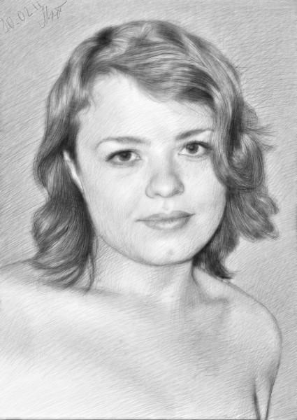 Портрет (граф-планшет)