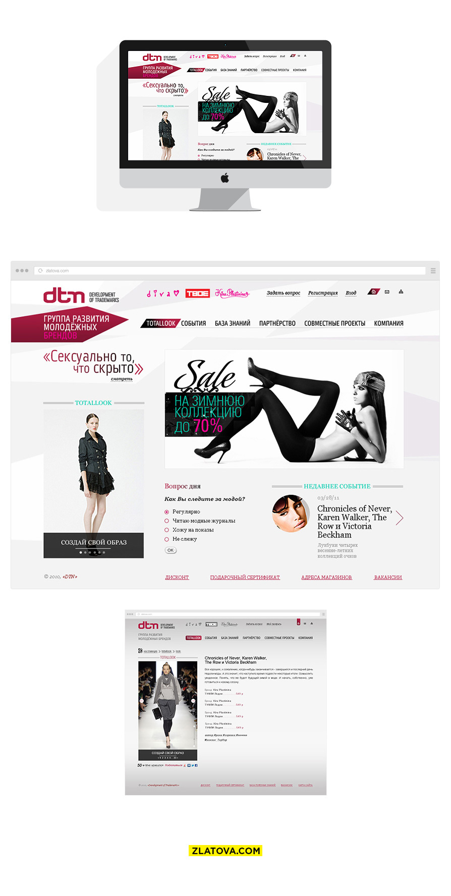 DTM — группа развития брендов