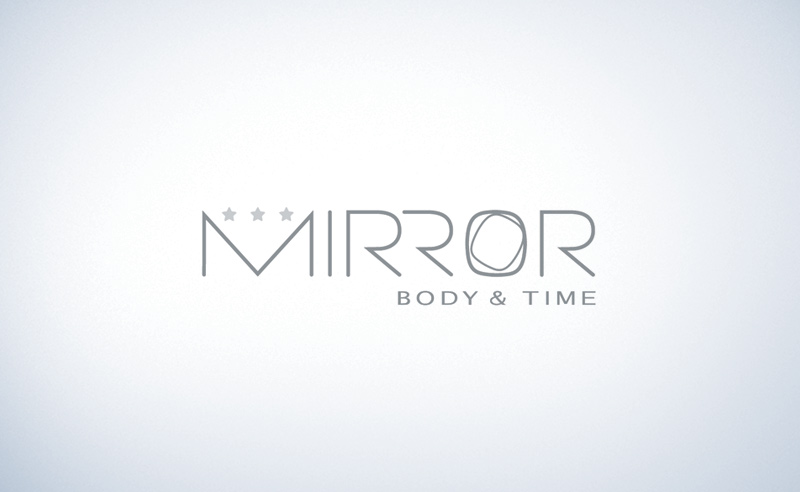 """MIRROR body & time"""