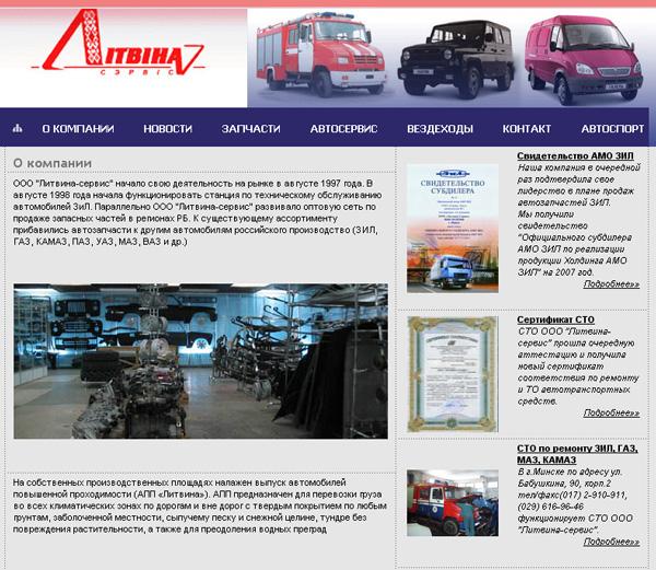 Поисковый аудит сайта Litvina.com