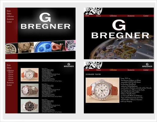 Сайт фирмы, производящей часы