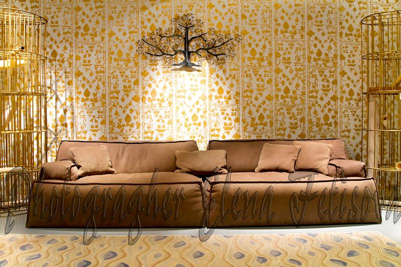 интерьер для мебельного магазина