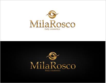 Логотип для итальянской косметики