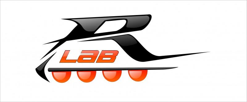"""логотип для фурнитуры роликовых коньков """"rollerlab"""""""