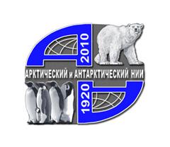 Эскиз знака «90 лет Арктическому и Антарктическому НИИ»