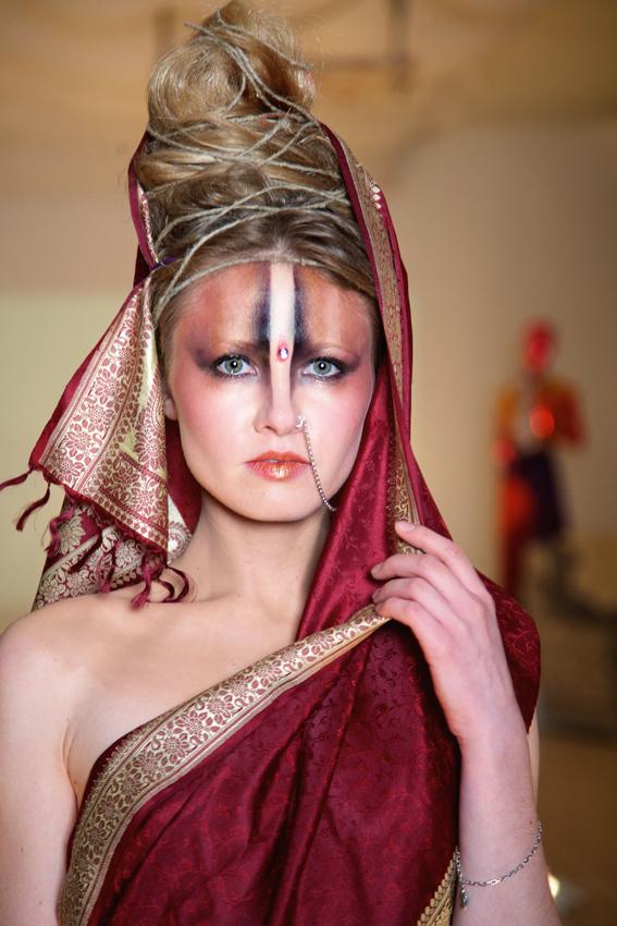 дефиле Manisha 2011