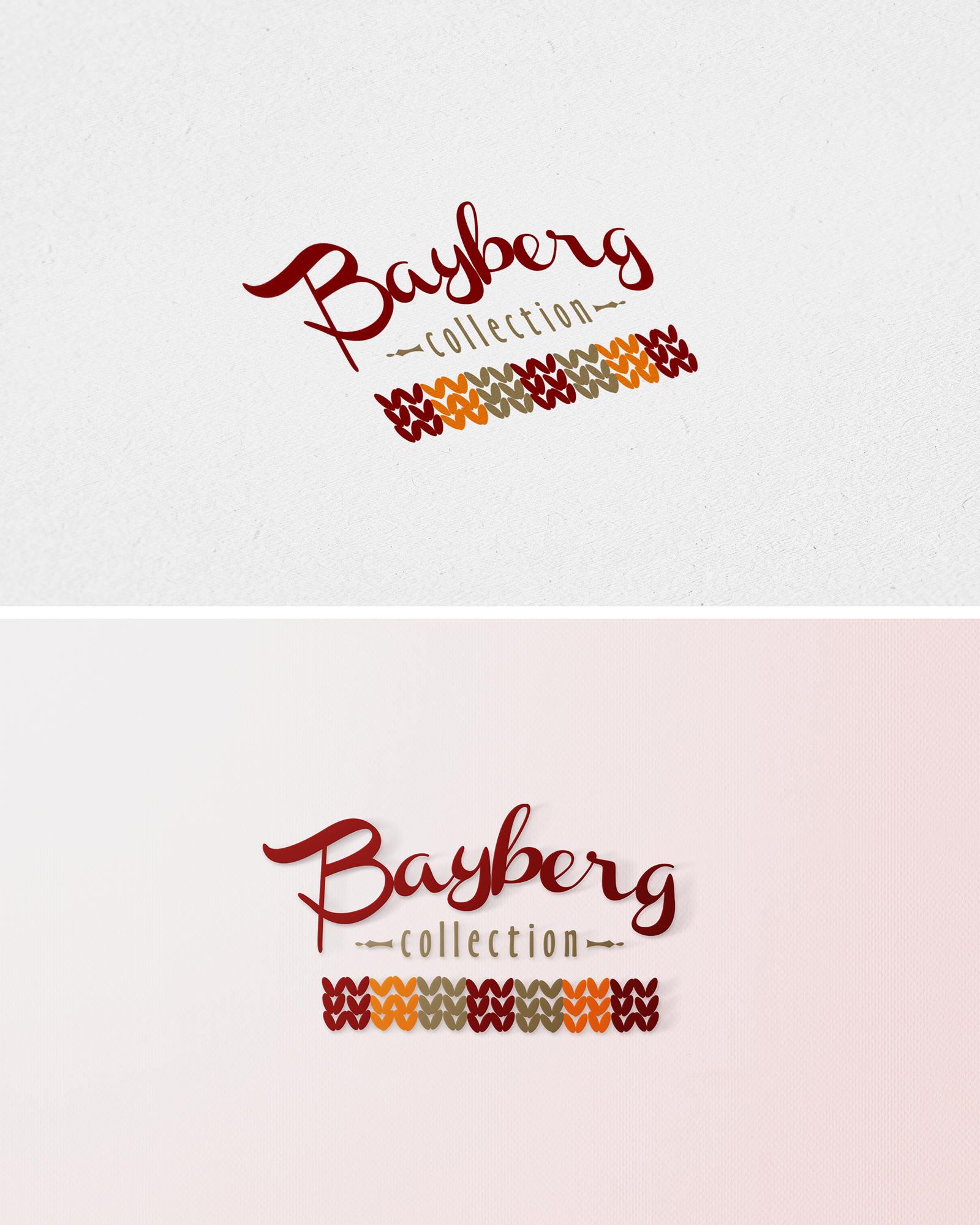 Дизайн логотипа трикотажных изделий