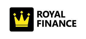 "Логотип кредитного брокера ""Royal Finance"""