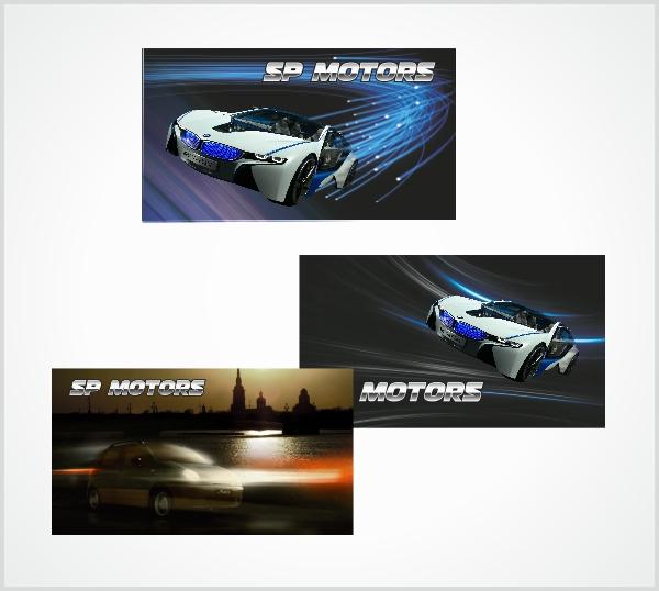автосалон-визитка