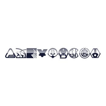 Восстановление логотипов компаний поставщиков для dizmash.ru