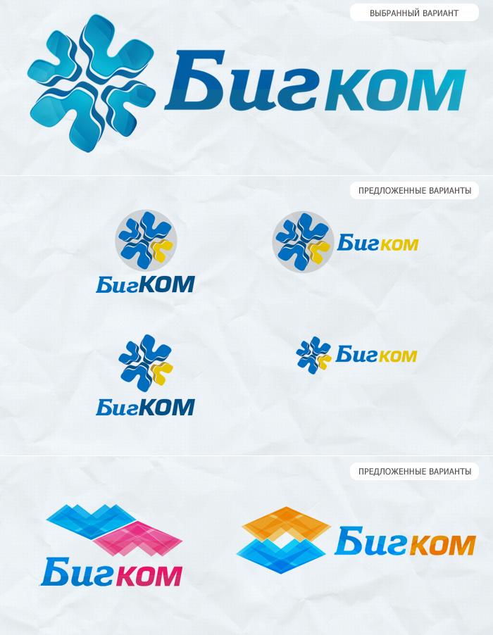 лого БигКом