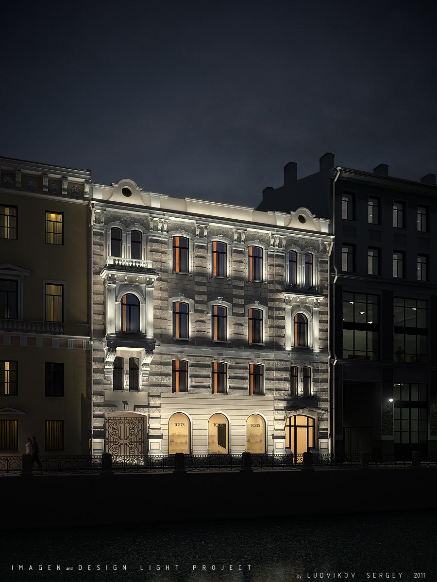 Отель. СПб