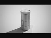 Видео. Анимация построения здания