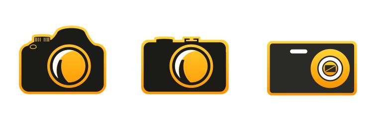 Разные фотоаппараты