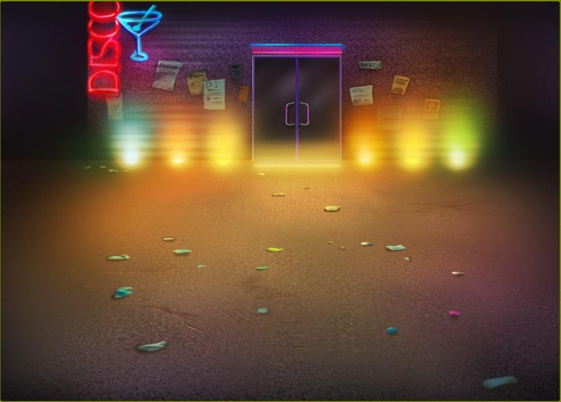 Локация Клуба для игры Хомячки