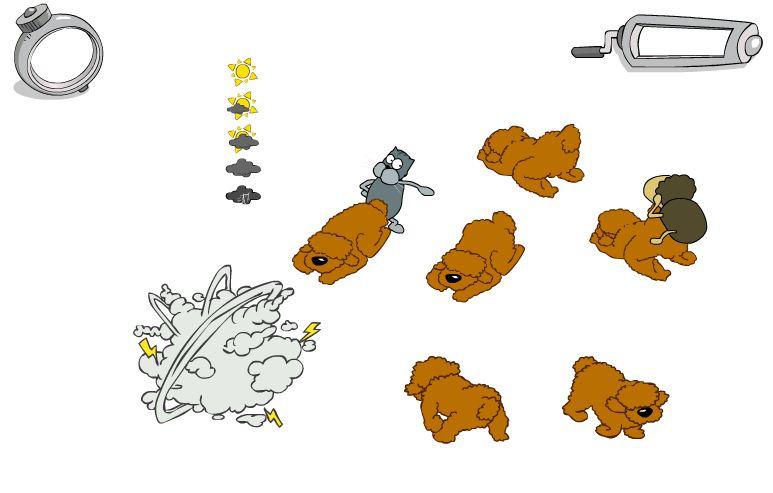 Пример персонажей для игры аналога SVEN