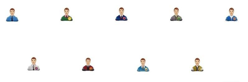 Аватарки пользователей для nsoc.ru