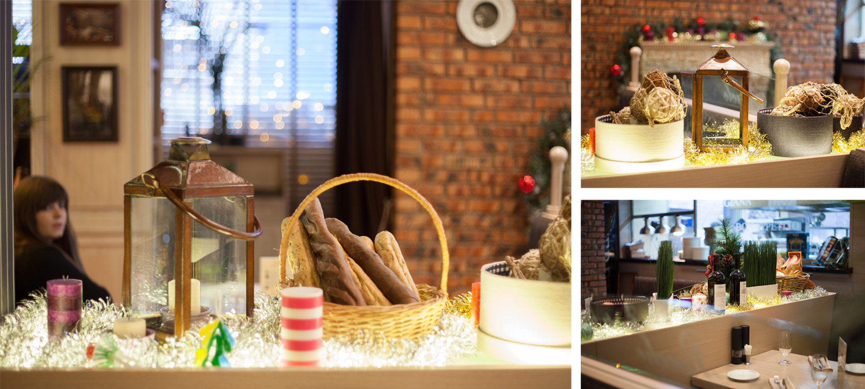 Фотосъемка интерьеров ресторана Черетто, на Цветном Бульваре