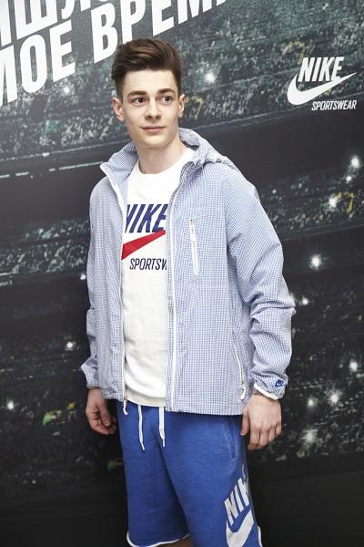 для Nike&Chop-Chop
