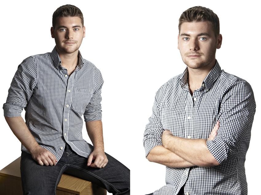 портрет для корпоративного сайта Dmir.ru