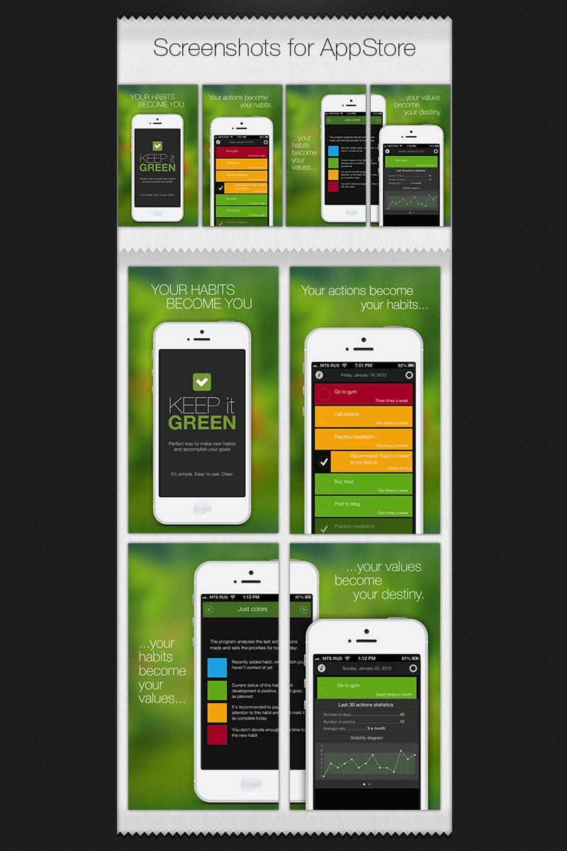 "Скриншоты ""KEEP IT GREEN"""