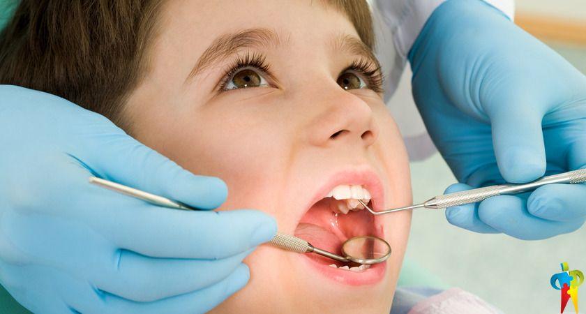 Статья со стоматол. сайта о лечении детских зубов (RUS-EN)