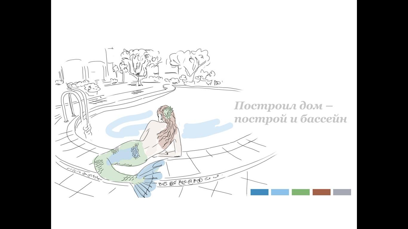 Каталог креативных идей для продвижения Керамической плитки