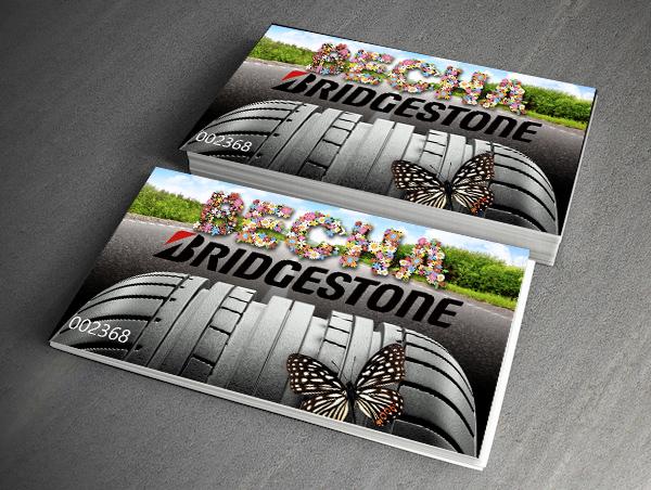 Brigestone концепт карточек