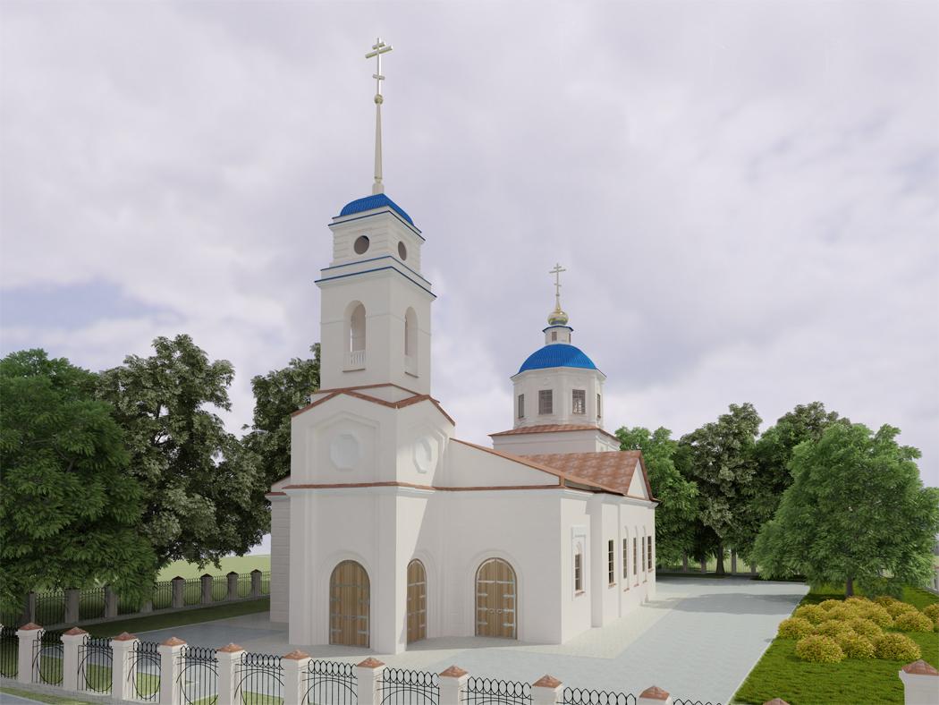 Введенский храм