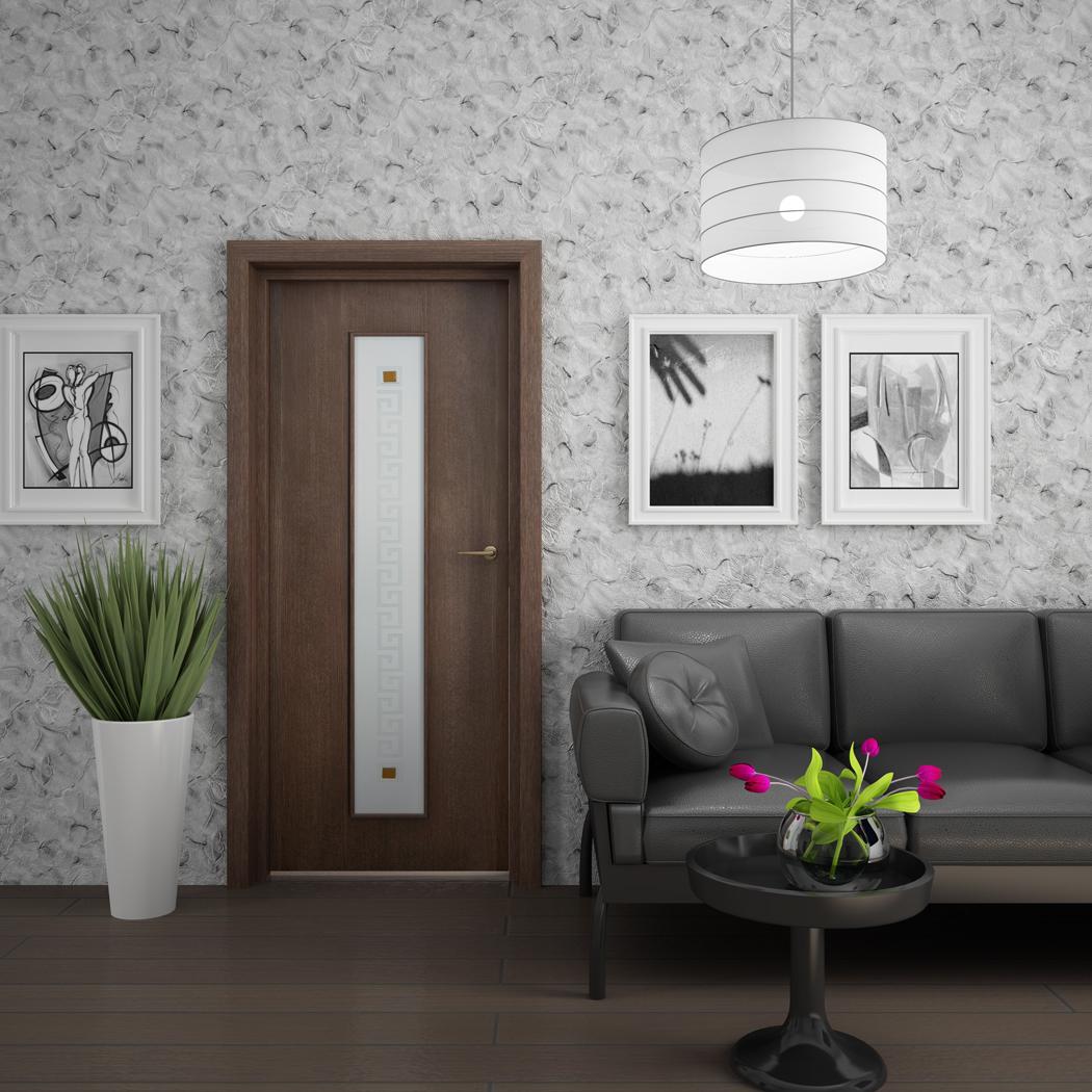 Визуализация двери для католога