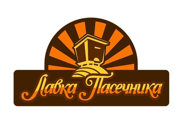 """Логотип """"Лавка Пасечника"""""""