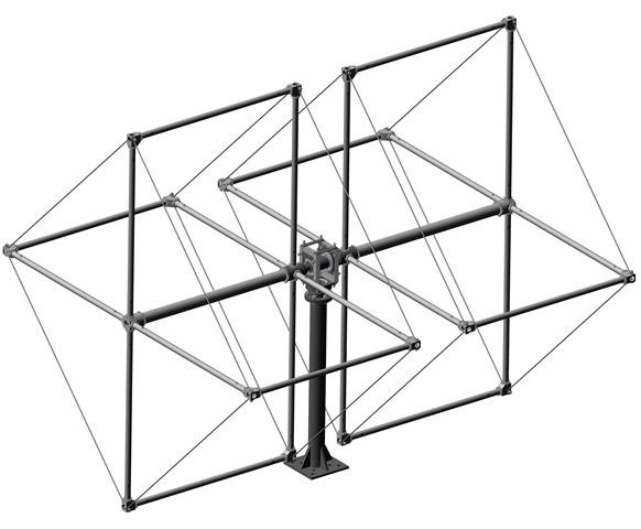Разработка модели и КД рекламного щита новой конструкции