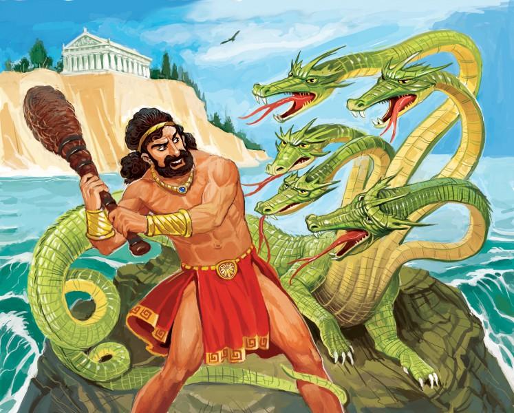 Мифы древней греции картинки к мифам
