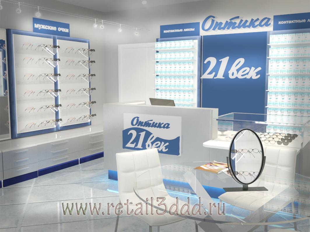 Разработка дизайна салона, оборудования и визуализация.